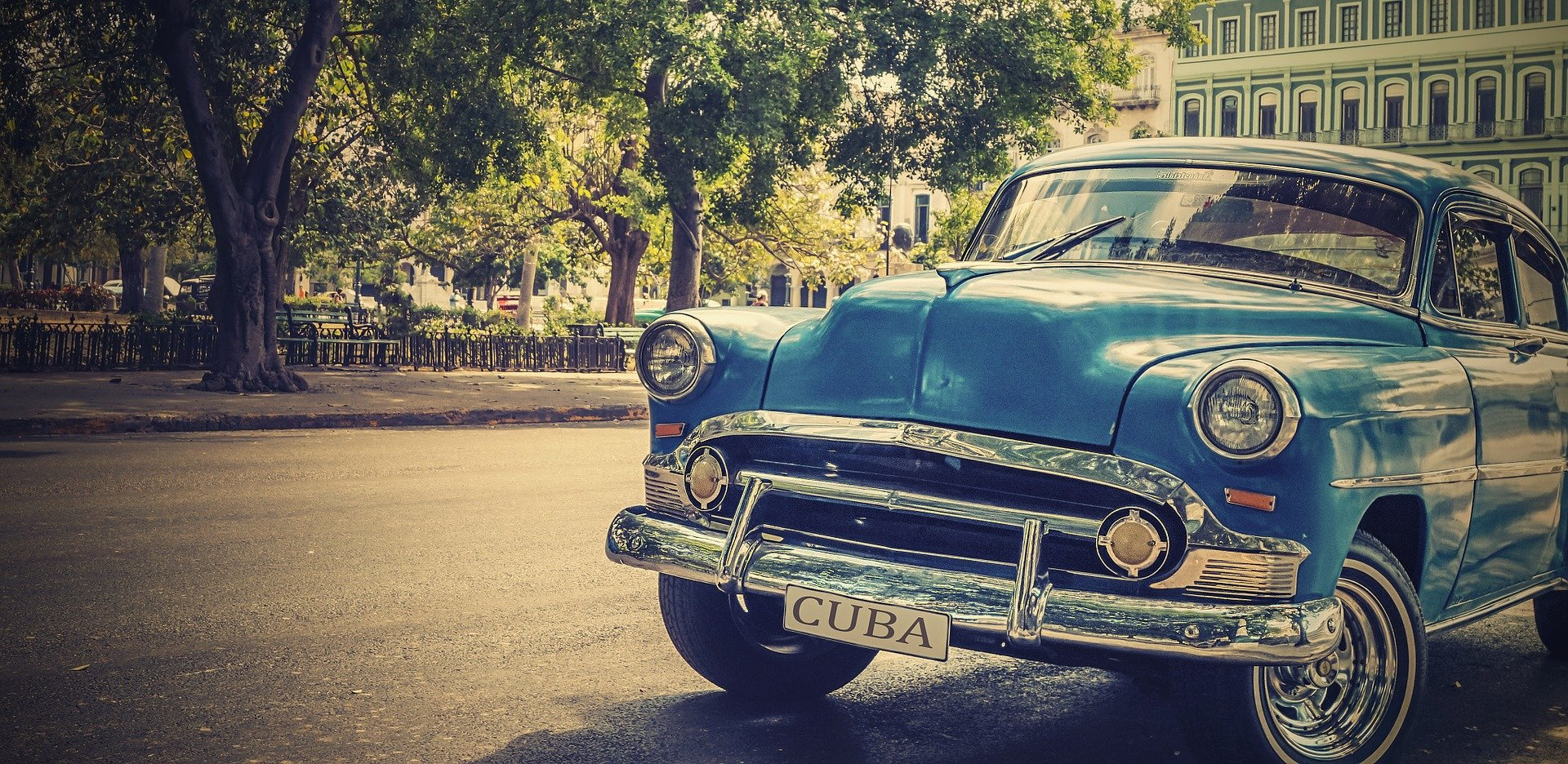 Winter Sun Holiday Destination ? Cuba
