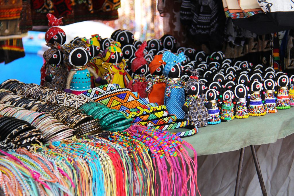 Shops selling traditional Items in Cape Town