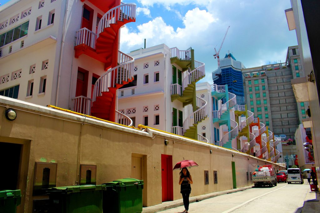 The Streets of Singapore
