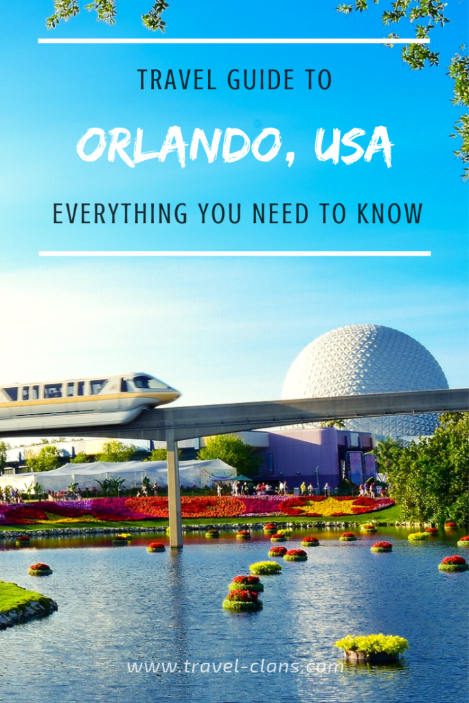 Travel Guide to Orlando, USA - Everything You Need to Know.