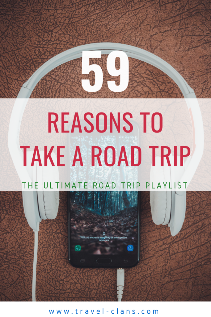 The Ultimate Road Trip Playlist for Families - 59 songs!