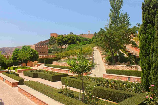 Where was Game of Thrones filmed? Answer: Alcazaba de Almer?a, Spain