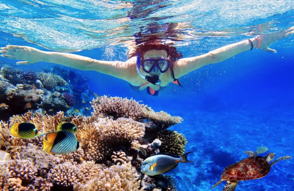 Best Snorkeling in the World: Bali #travelclans #snorkel #snorkeling #bali #seekmoments  #postcardsfromtheworld #photographyislifee #getoutstayout #optoutside #beachbum #tropicalisland #lovetheocean #foreversummer