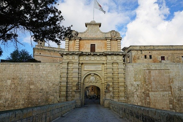 Where was Game of Thrones filmed? Answer: Mdina Gate, Malta