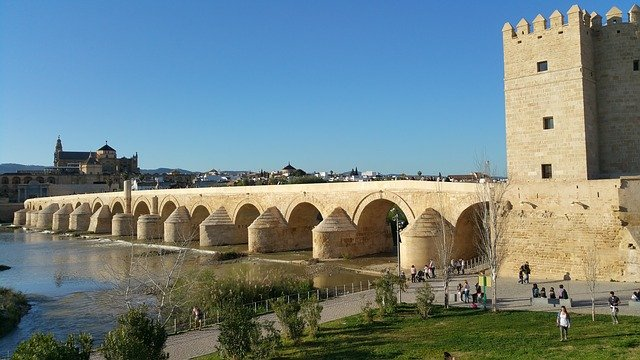 Where was Game of Thrones filmed? Answer: The Roman Bridge, Cordoba