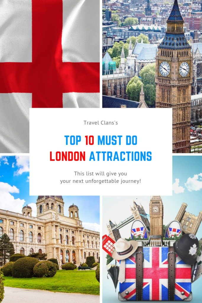 What to do in London? Top 10 things to do in London with Kids. #travelclans #thingstodo #London