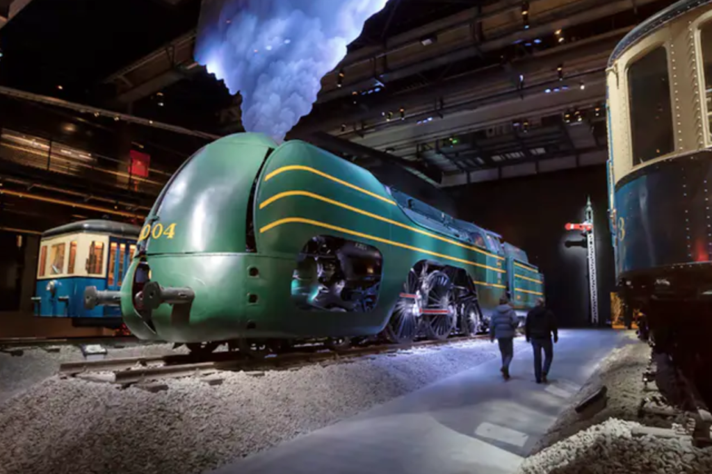 Trainworld Museum in Brussels #travelclans #Brussels #TrainWorld #ThingstoDo