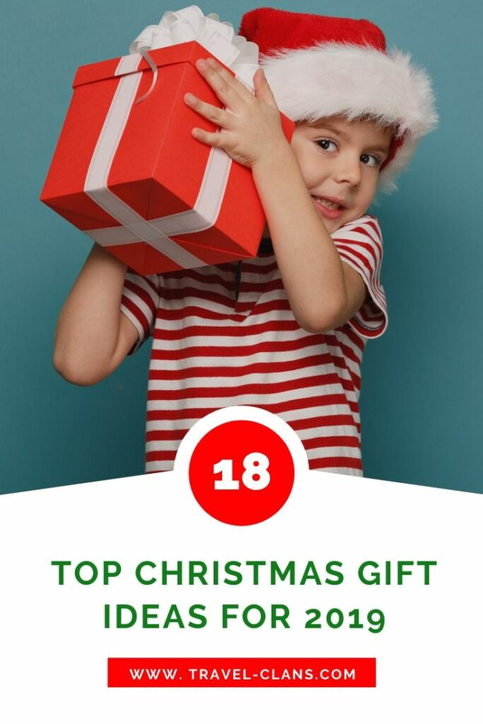 18 Best Christmas Gift Ideas for Kids for 2019 #travelclans #christmas #christmasgifts