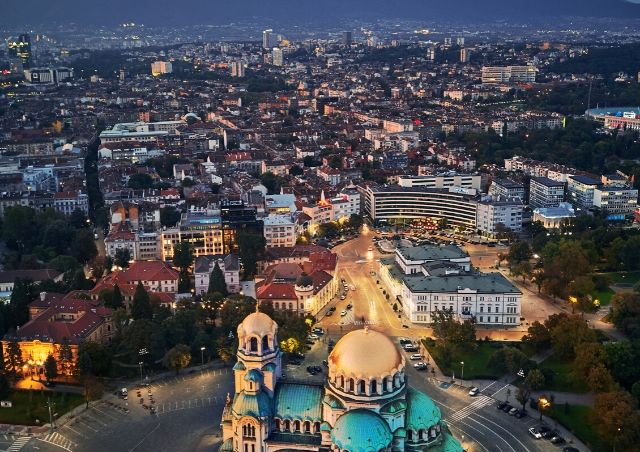 Sofia, Bulgaria which is 1 of the Top 20 Budget Travel Destinations in 2020 #travelclans #Bulgaria #Sofia #BudgetTravel #Travel #Destinations