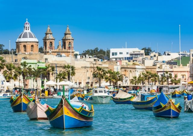 Malta which is 1 of the Top 20 Budget Travel Destinations in 2020 #travelclans #Malta #BudgetTravel #Travel #Destinations