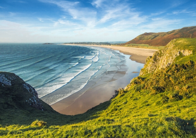 The youngest capital city of Europe -Cardiff in Wales is in my Top 10 Summer Vacations Destinations for Families
