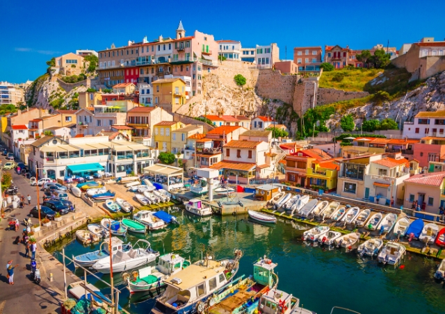 Marseille, France is not what you expect of a French city but it definitely is for my Top 10 Summer Vacations Destinations for Families