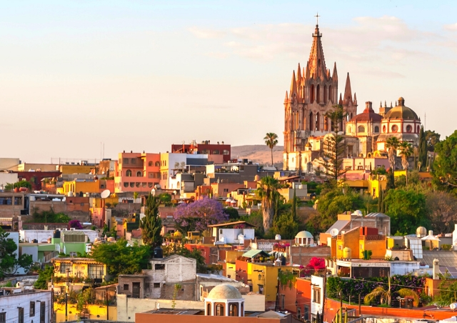 San Miguel de Allende, Mexico is last but not the least in my Top 10 Summer Vacations Destinations for Families