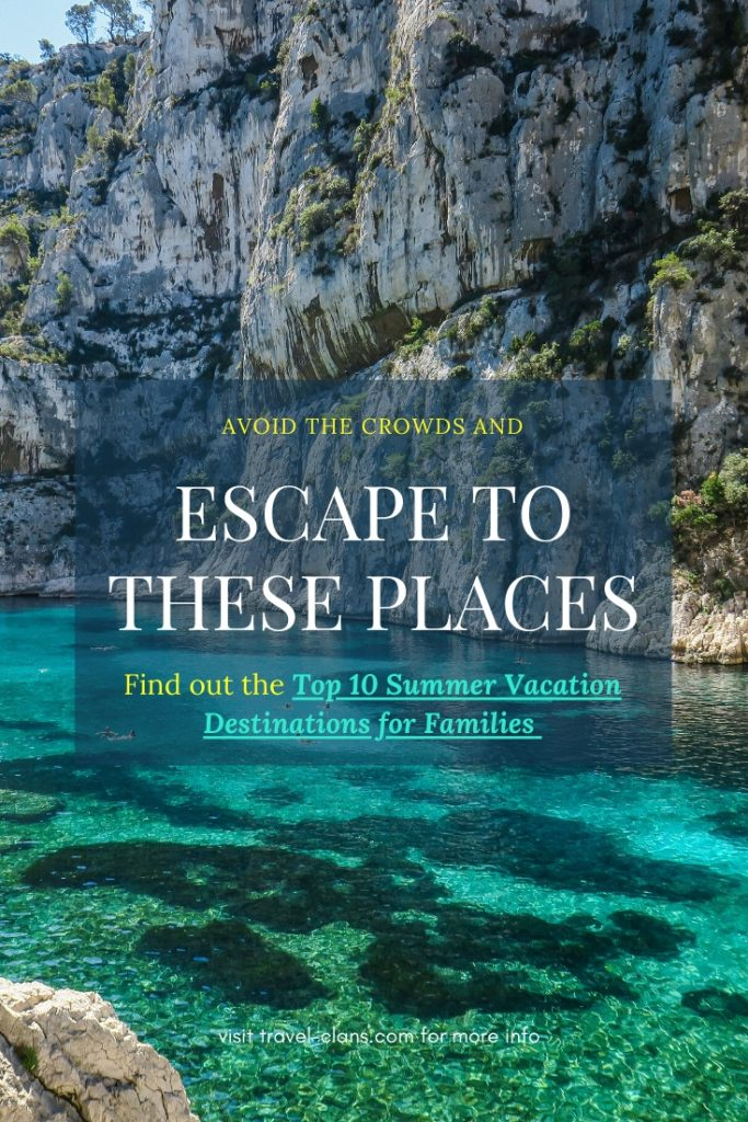 Want to avoid the crowds? Bored of the same beach destinations? Then check out these 10 Unique Summer Vacations Destinations for Families in 2020 #travelclans #SummerDestinations #SummerVacations #Summer #Tampa #Oslo #Cardiff #SanMarino #Vaduz #Cali #Mexico #FaroeIslands #Newfoundland #Canada #Colombia #Marseille #France #Wales #USA #Norway