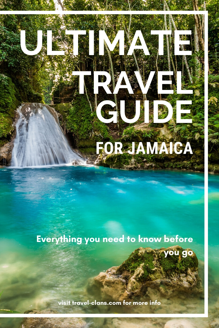 Everything you need to know before you go with our Ultimate Travel Guide For Jamaica #travelclans #Jamaica #TravelGuide