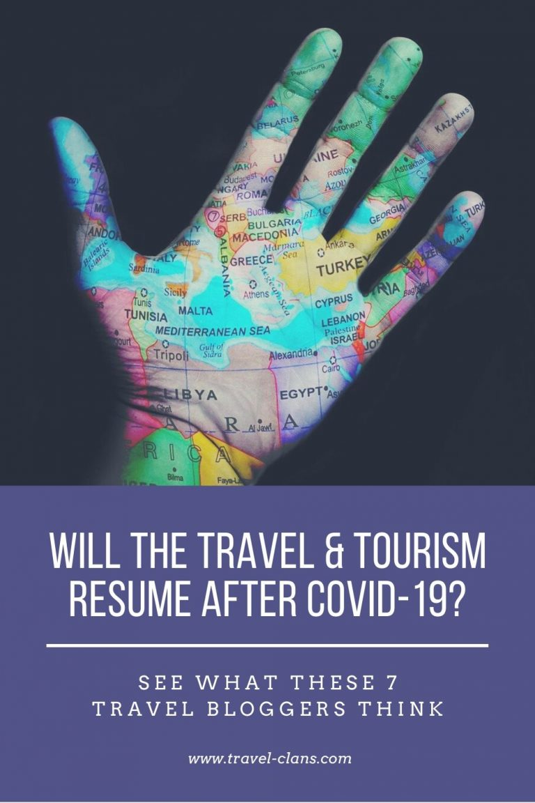Can we go on holiday ever again? See what these travel bloggers think. #travelclans #covid-19 #coronavirus #travel #holiday
