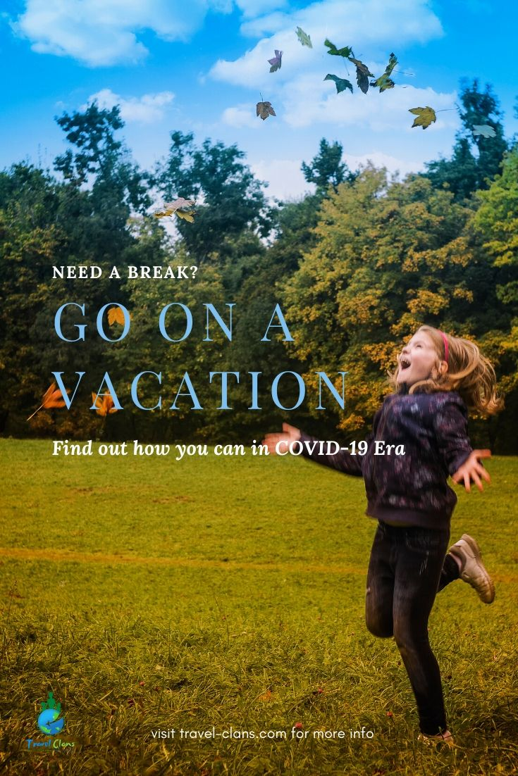 Find out how you can go for a vacation during the Covid 19 era #travelclans #coronavirus #covid19 #vacation #holidays #tripplanner