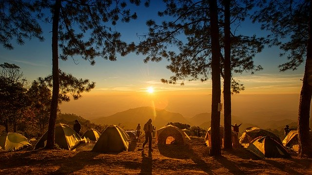 Outdoor Adventure Holiday Experience