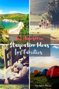 33 Wonderful East Coast Staycation Ideas for Families#travelclans #staycation #eastcoast