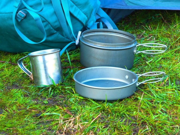 Camping Gear Essentials - Pots & Pans