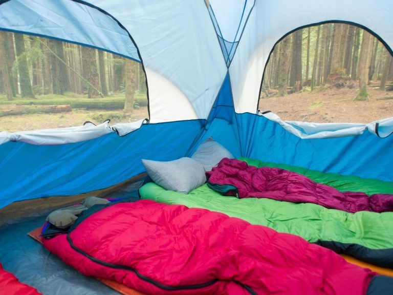 Camping Gear Essentials - Sleeping bags