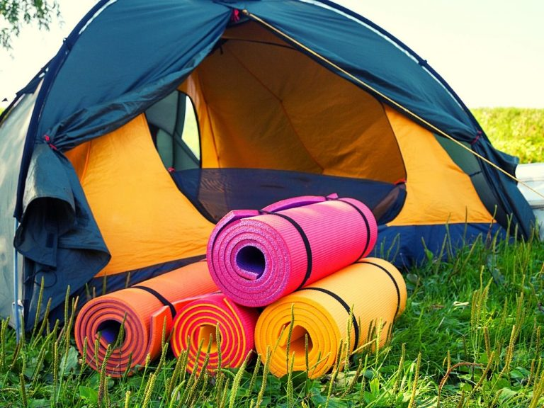 Camping Gear Essentials - Sleeping Pads