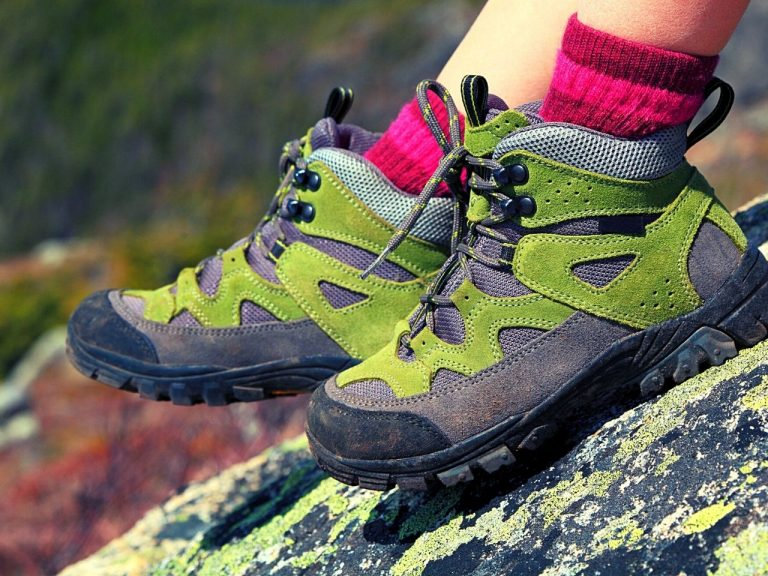 Camping Gear Essentials - Hiking Boots