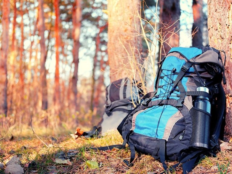 Camping Gear Essentials - Bagpacks
