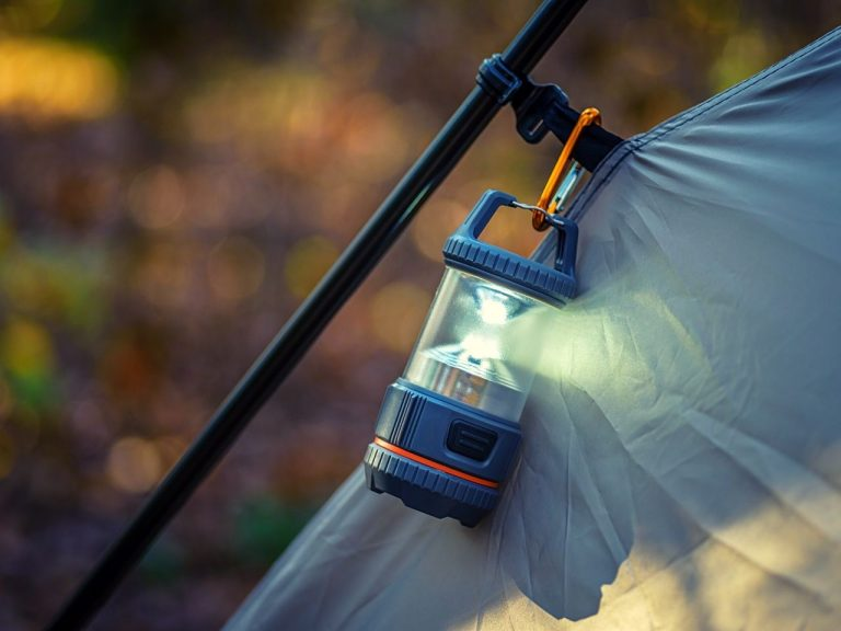 Camping Gear Essentials - Lanterns