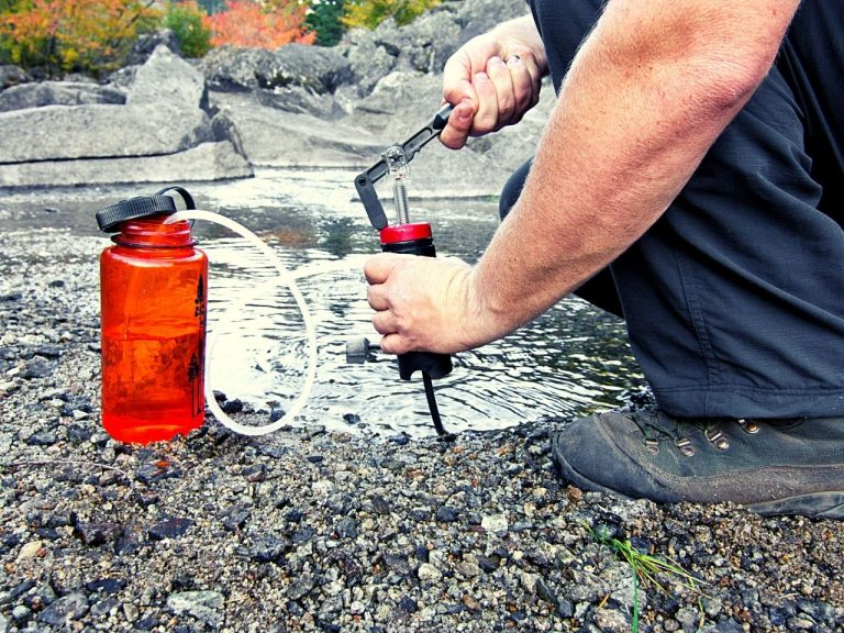 Camping Gear Essentials - Water Filters