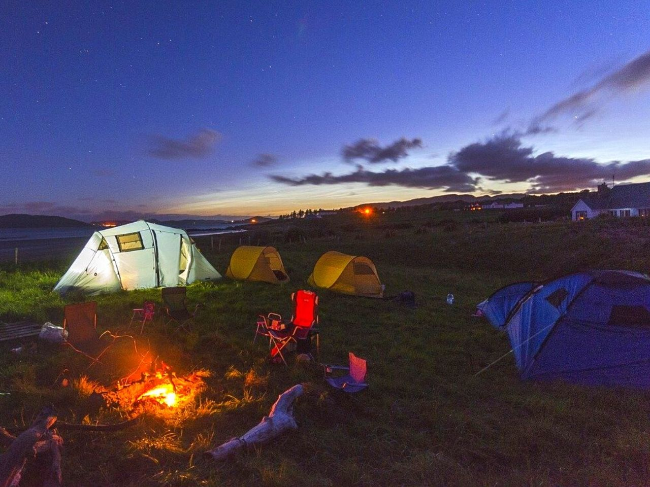 The 10 Best Places to Camp for Beginners