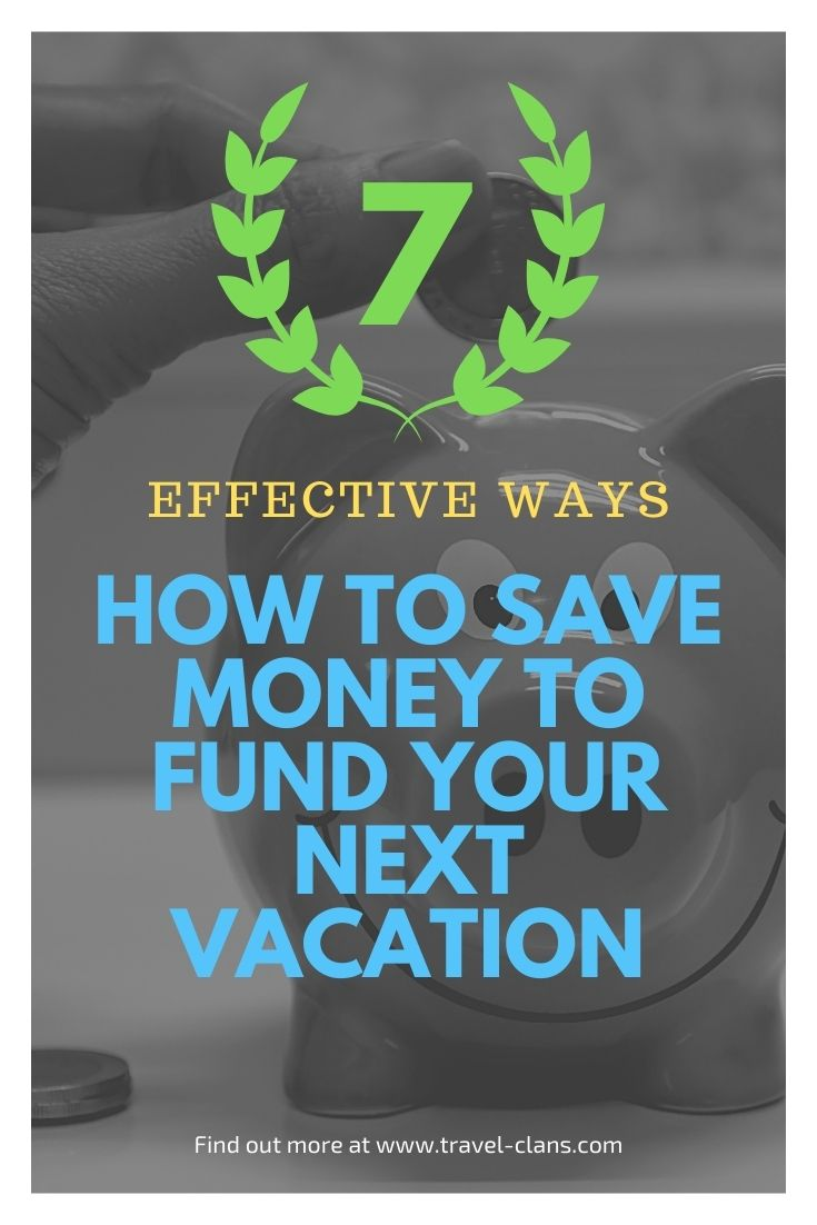 These 7 effective savings habits will help fund your next vacation