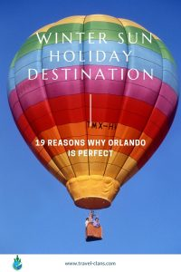 19 ways to enjoy Orlando's winter sun