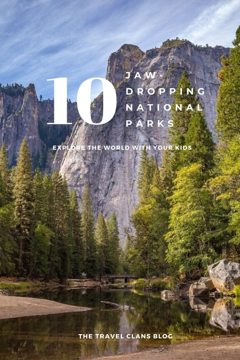 Escape to these beautiful National Parks That Will Make Your Jaw Drop