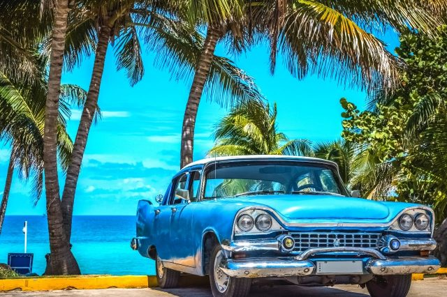 Cuba's beautiful beaches rival other caribbean islands like Jamaica and Aruba #travelclans #beaches #caribbean