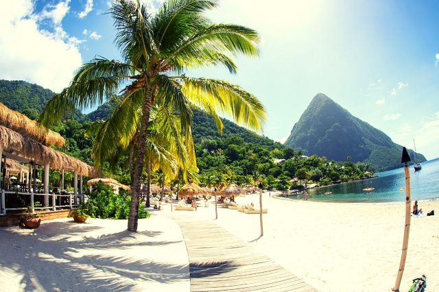 St. Lucia is in The Top 10 Best Caribbean Islands to Visit in 2020